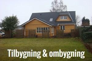 Tilbygning og ombygning på Fyn i Odense, Middelfart, Ejby m.fl.